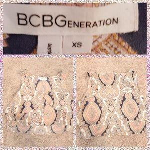 BCBG top